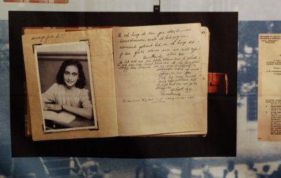 你不知道的安妮法蘭克  安妮日記隱藏版內容70多年後曝光,談性事、嫖妓和黃色笑話