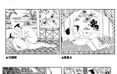中國代代相傳49種性愛姿勢:只會騎乘式、背後式、老漢推車,別說你是男人!